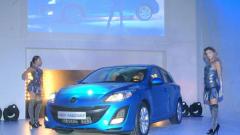 Разкриха новата Mazda 3 в Болоня (галерия)