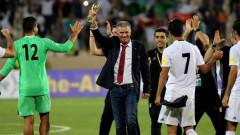 Карлош Кейрош: Имахме късмет и победата е за нас