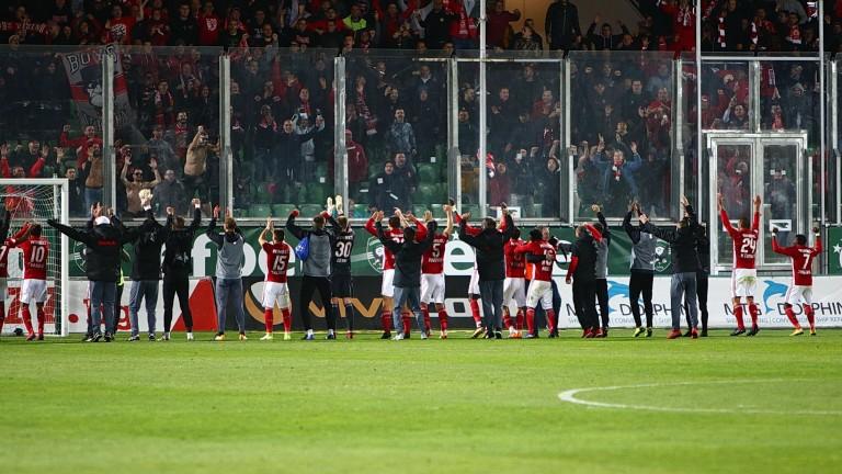 Ето кога ще се изиграят полуфиналите за Купата на България