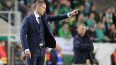 Станислав Генчев: Нямаме проблеми с контузени футболисти