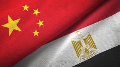 Китайски финт с Египет в тила на Запада