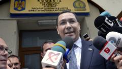 Прокурори запорираха жилище на румънския премиер Понта