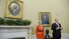 Мей призова Тръмп да не отменя ядрената сделка с Иран