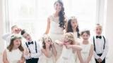 Учителка покани цял клас на сватбата си