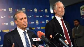 Банкер ще ръководи италианското Калчо