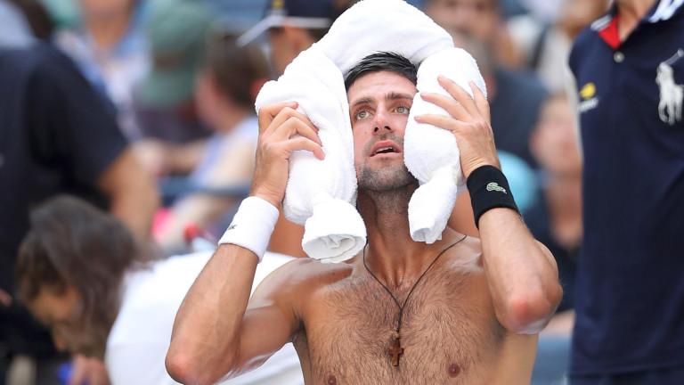 Новак Джокович може да се завърне за ATP 500 в Токио