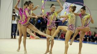 Девойките ни останаха пети на турнира по художествена гимнастика в Москва