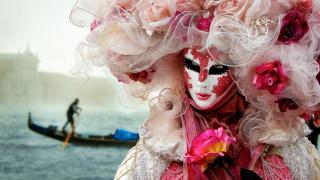 Венеция - с маски, но не карнавални