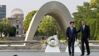 Абе и Обама почитат заедно жертвите от Пърл Харбър
