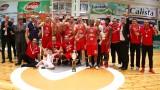 Бенфика, Капфенберг и литовския Ювентус на пътя на Лукойл Академик в Шампионската лига