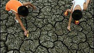 Села на воден режим заради суша