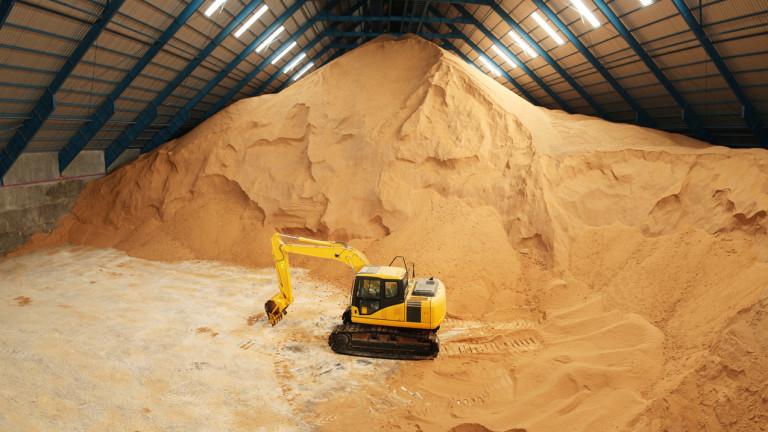 Най-големият доставчик на захар в света изнася най-малко от десетилетие насам