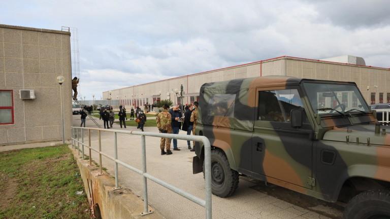 Италиански разследващи проведоха акция във връзка с 45 мафиоти. Те