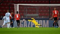 """Челси се справи с Рен в сблъсък от Група """"Е"""" на Шампионската лига"""