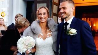 Холмар Ейолфсон вече е щастливо женен мъж