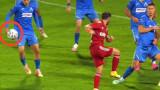 Забранено ли е да се свири дузпа срещу Левски?