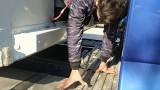 "Откриха 15 нелегални мигранти в хладилен камион на ""Дунав мост"" 2"