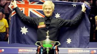 Австралиец стана световен шампион по снукър