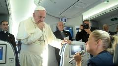 Папата с комисия за определяне ролята на ръкоположената за дякон жена в Църквата