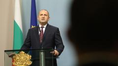 Румен Радев посочи изхода: Оставка на правителството и главния прокурор