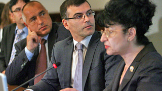 Министрите на работа с метрото, отсече Борисов