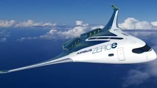 Водородът се провали при автомобилите, но може да захранва самолетите на бъдещето