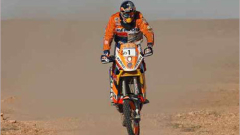Рали Дакар: Кома си осигури титлата при мотоциклетистите