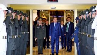 Ердоган поиска прошка от Аллах и народа заради опита за пуч