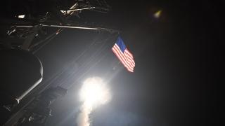ЕС мълчи за US ударите в Сирия