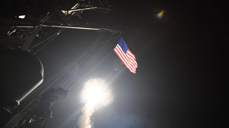 За Тръмп, Путин, Асад и за пушката, която гърми и преди пето действие
