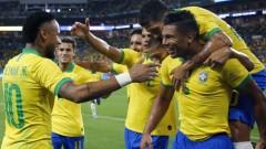 Нигерия с престижно реми срещу Бразилия, футболист на ЦСКА остана на пейката