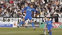 Локомотив (Пловдив) и Левски не излъчиха победител в мач с много битка и малко футбол