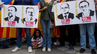 Нов вот за референдум в Каталуния е неизбежен, вярва осъден каталунски лидер