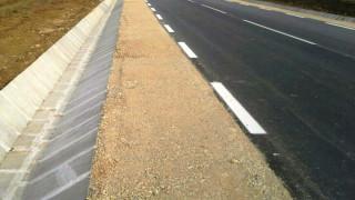 Катастрофа затрудни движението по пътя Плевен-Бяла