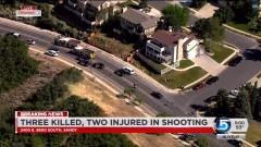 Трима убити при стрелба в Юта