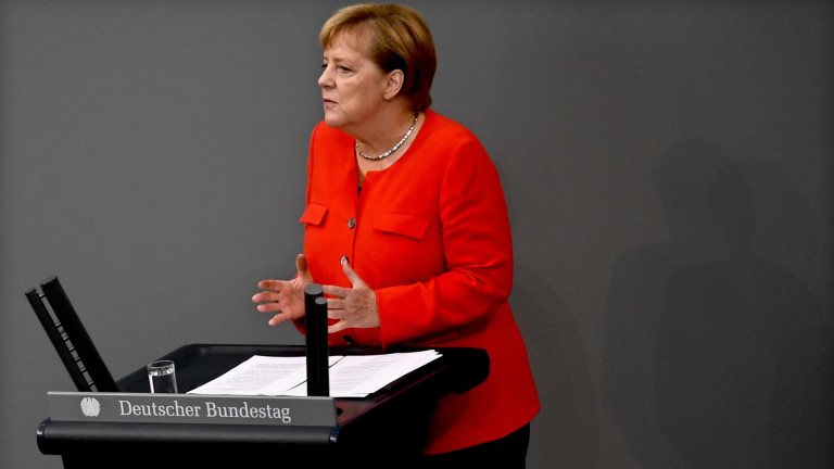 Германия намекна, че може да се намеси с военна сила