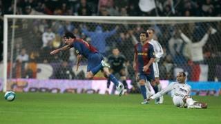 Преди 15 години Меси вкара първия си гол за Барселона