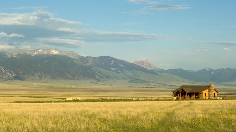 Снимка: Петиция призовава САЩ да продадат щата Монтана на Канада
