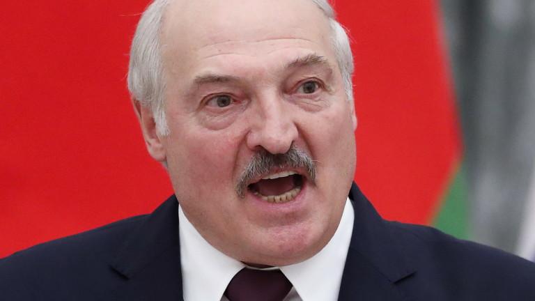 Лукашенко предупреди за войските на НАТО в Украйна, за катастрофа с мигрантите