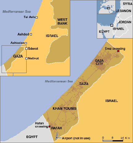 Палестина поиска резолюция за изтеглянето на Израел