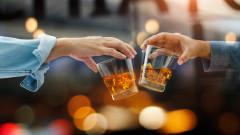 Първото уиски в хартиена бутилка
