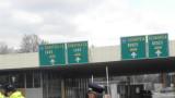 Гърция затвори ГКПП Промахон за чужденци през нощта