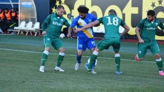 Късен гол на Домовчийски за Верея лиши Витоша от историческа победа