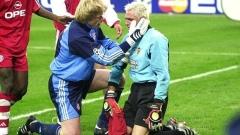 Сезон 2000/01: Сълзите на един вратар (ВИДЕО)