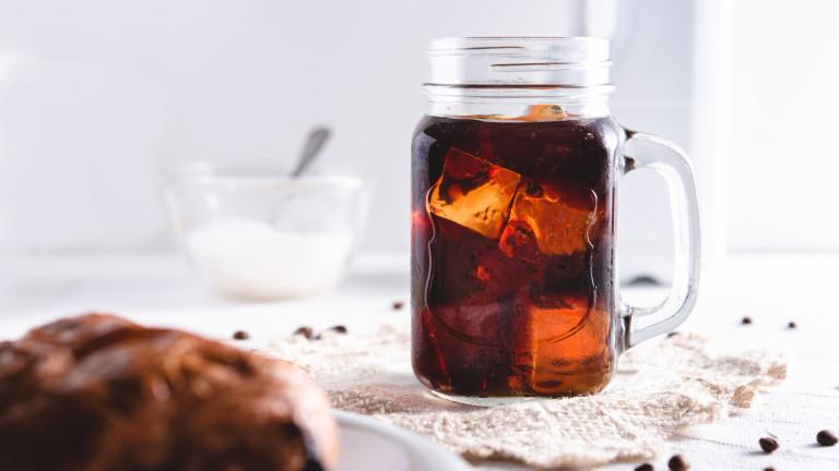 Голямото предимство на студеното кафе