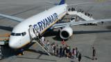 Ryanair се готви за $1,1 милиарда загуба заради пандемията