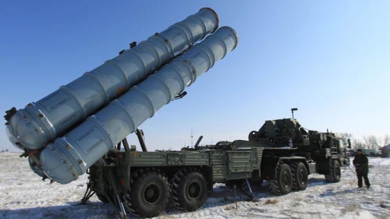 Ракетната система S-500 е една от най-модерните в света