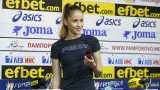 Невяна Владинова: Искам медал от световното първенство