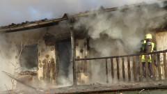 22-годишен мъж загина при пожар във Варненско