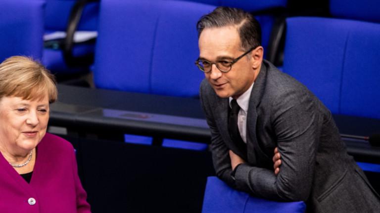 Маас: Германия е отговорна за ВСВ и Холокоста
